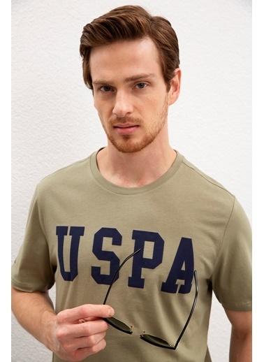 U.S. Polo Assn. Tişört Haki